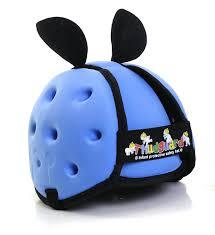 Casco para protección de bebé Thudguard Azul