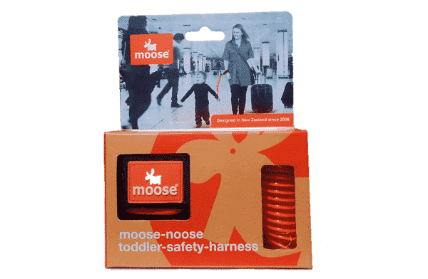 muñequera antipérdida naranja Moose-Noose