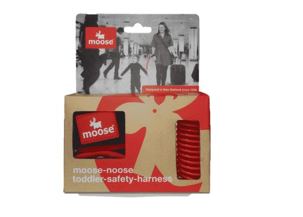 Muñequera antipérdida rojo Moose-Noose