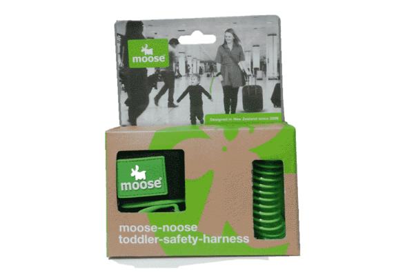 muñequera antipérdida verde Moose-Noose