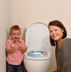 asiento para inodoro infantil asiento para baño entrenamiento para el baño