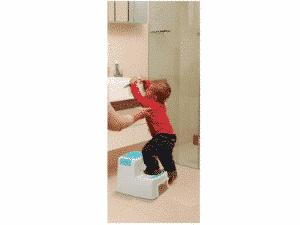 taburete de 2 pasos Dreambaby entrenamiento para el baño escalones para el baño