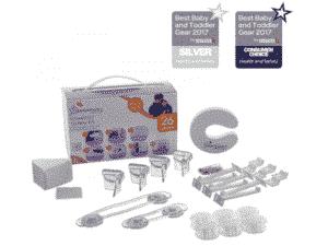 Kit de seguridad para el hogar Dreambaby esquineros para mesa protector de enchufe