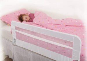 barrera anticaída para cama lesiones infantiles