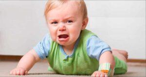 caída de la cama de bebe barrera anticaída para cama lesiones infantiles