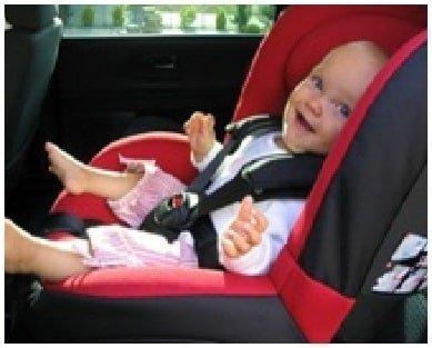 Seguridad Infantil en el auto